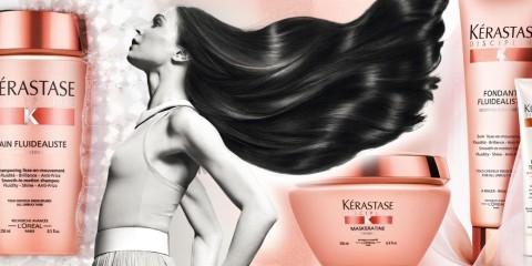 Řídit svůj svět znamená také řídit své vlasy, avšak bez toho, abychom je zbavily jejich svobodné vůle! Kosmetika Discipline od Kérastase to umí.