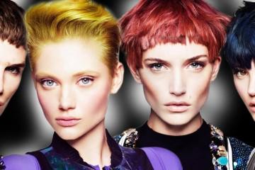 TONI&GUY ve své nové kolekci Lexicon 2014/2015 představuje účesy postavené na propracovaném střihu a nepřehlédnutelné módní barvě vlasů.