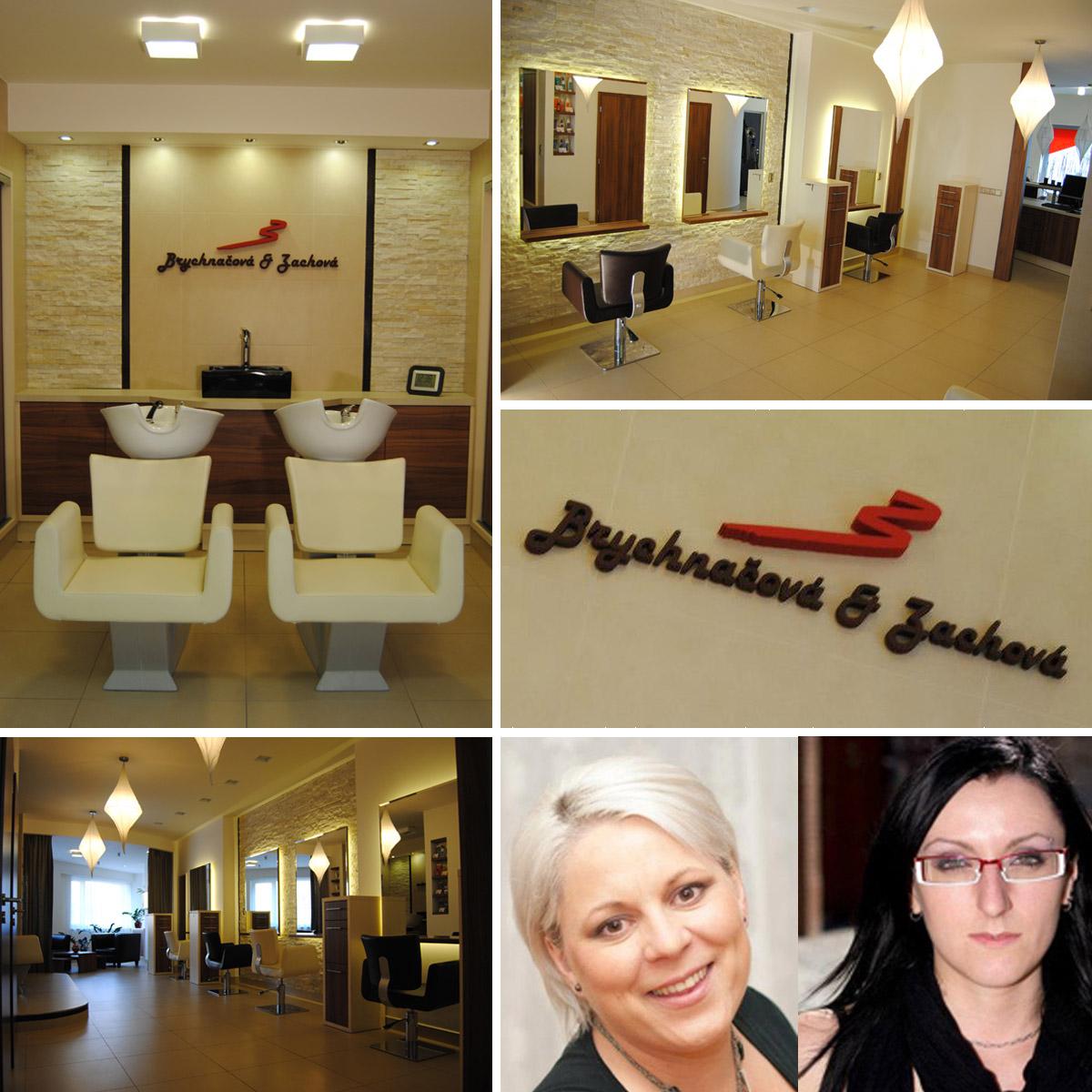 Seznamte se s brněnským kadeřnickým salónem Brychnačová&Zachová