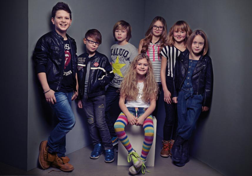 Jednoduché účesy do školy pro děti – vytvořilo jej prestižní kadeřnictví J.7 Group.