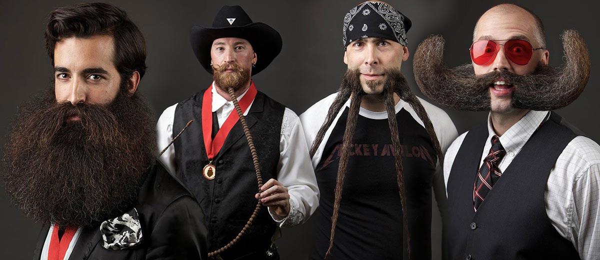 Každý rok se na World Beard and Moustache Championships potkají vousáči z celého světa, aby se utkali v soutěži o nejlepší vousy. Podívejte se na nejlepší.