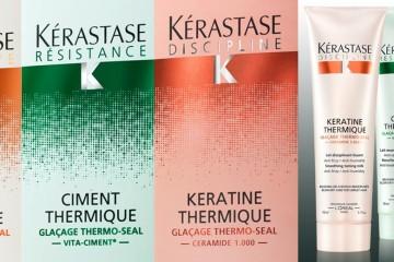 Víte, že přílišné teplo při fénování poškozuje vlasy? Nemusíte však přejít z teplého na studené sušení. Chraňte vlasy pomocí Glaçage-Thermique.
