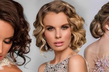 Jak se letos učesat na ples? Účesy na ples pro dlouhé vlasy fandí vlnám – a to i když je sepnete do jako drdol. Vlnité účesy vypadají skvěle!