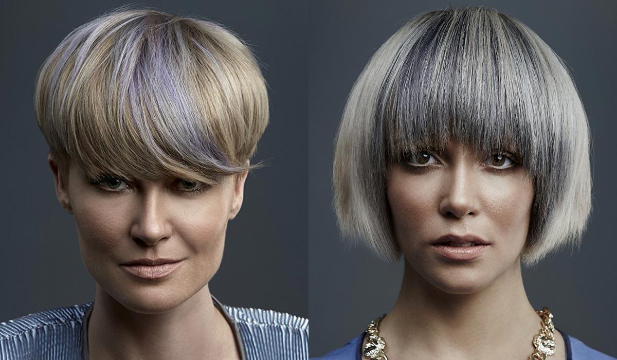 Šedivý melír poráží předsudky o šedé barvě vlasů. Už to není barva věku, ale nová módní barva.