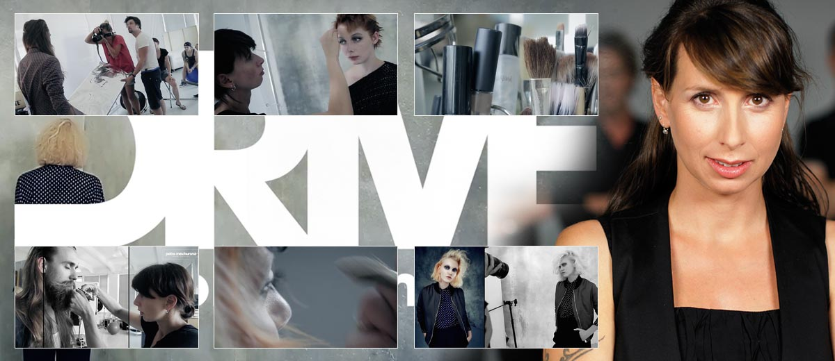 Podívejte se na úžasné video DRIVE 2015, které představuje kolekci účesů české kadeřnice a vlasové stylistky Petry Měchurové.