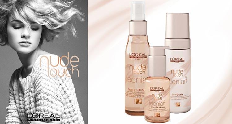L'Oréal Professionel Nude Touch Natural Finish Tecni.ART mění svůj design. Takto jste jej znali dříve.