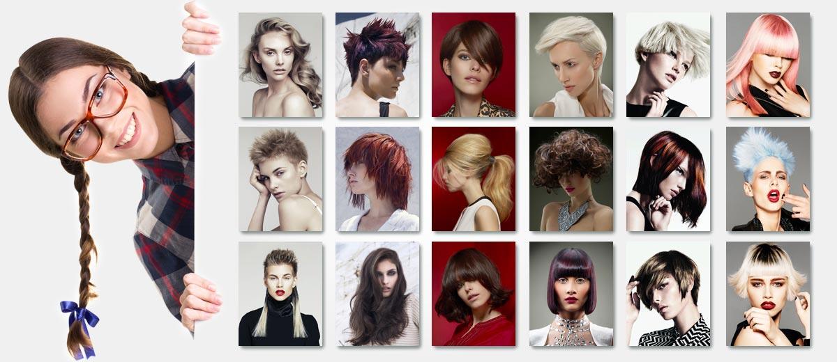 Inspirujte se šesti kolekcemi účesů, které jsou ideální jako účesy do školy pro středoškolačky. Účesy do školy pro všechny délky vlasů jsou tady!