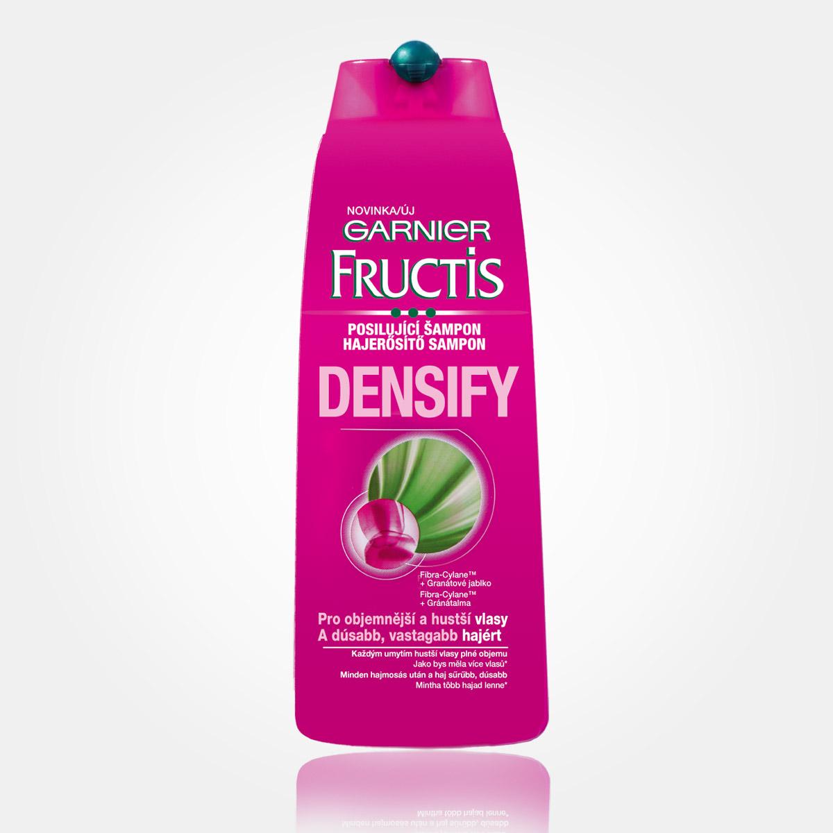 Šampon Garnier Fructis Densify