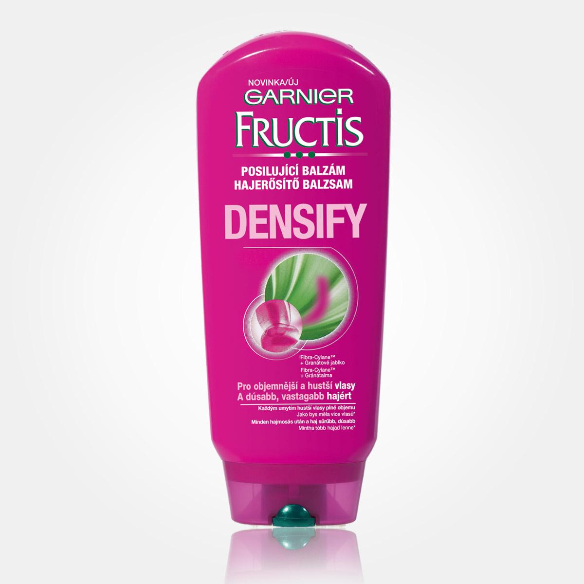 Balzám Garnier Fructis Densify
