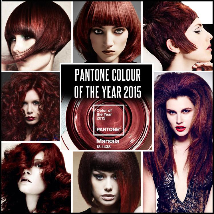Módní barva roku 2015 je Marsala. Za top barvu ji prohlásila společnost Pantone, která je autoritou v oblasti barev a pravidelně každý rok vyhlašuje módní barvu roku.