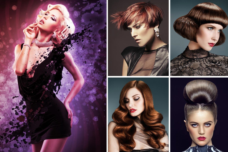 Přichází čas na party účesy. Podívejte se na slavnostní účesy pro každou délku vlasů.