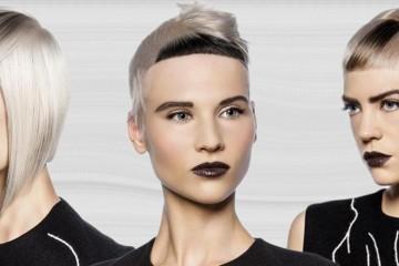 Nejextrémnější kontrast – černá a bílá. To je nový módní trend, který ze šatníků přichází také do kadeřnictví. Černobíle vlasy a účesy jsou hit!