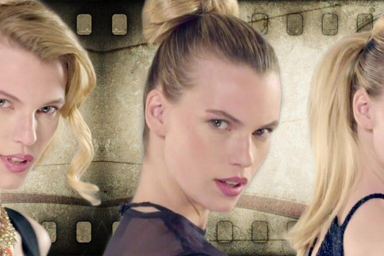 Podívejte se na video návody na tři skvělé účesy podle Elite Model Look a učešte se třeba jako vítězka pro rok 2014 – Barbora Podzimková.