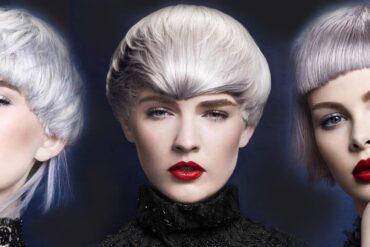 Stříbrné vlasy už nejsou jen příznakem pokročilejšího věku a šedivění. Sivé vlasy a účesy v odstínech šedé se prosadily jako nová móda pro účesy 2015!