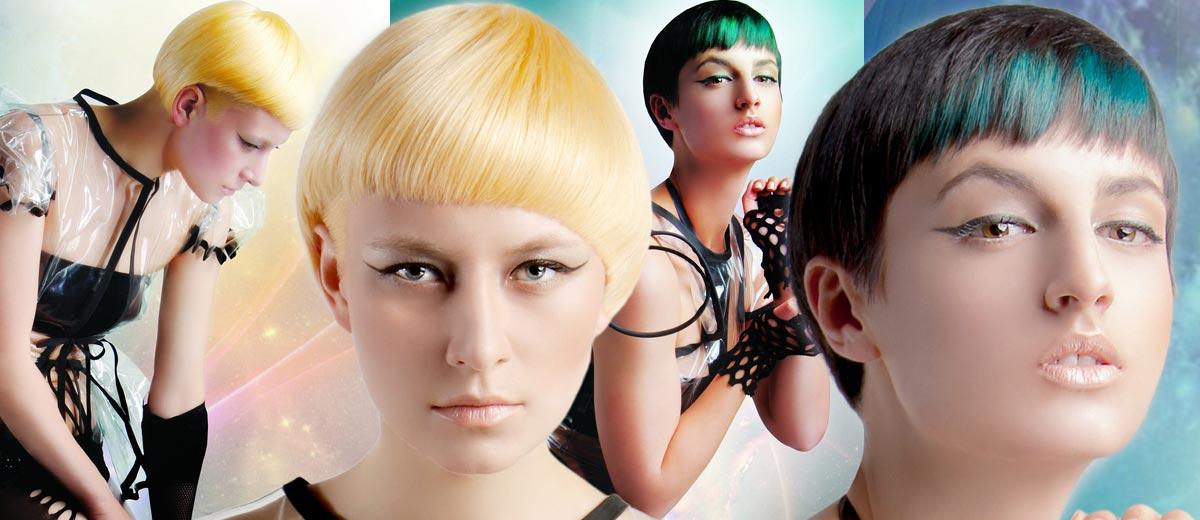 Hledáte krátké účesy pro jemné vlasy? Zkuste barevný bob jako batiku. Ta se tentokrát přenesla z textilu na vlasy a dokáže jim přidat objem!