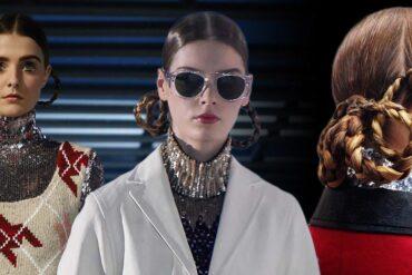 Účesy s copánky doprovází módní kolekci Christian Dior pro rok 2015. Jednoduché copánky a copánkové účesy zůstanou v kurzu – pojďte se inspirovat!