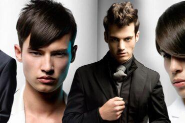 Hledáte stylové účesy pro muže, které vypadají elegantně k obleku do práce, ale také do společnosti nebo na ples? Podívejte se do fotogalerie!