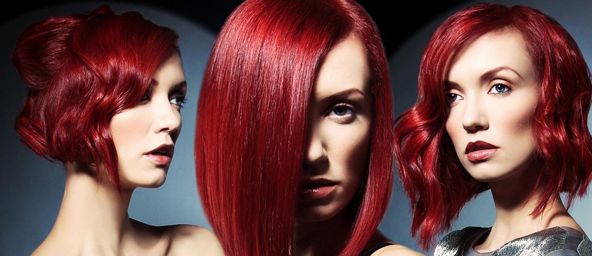 Staňte se červenovláskou! Červená barva na vlasy je barvou osudových žen, která dokáže zvednout sebevědomí a zaručit úspěch.