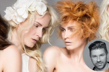 L'Oréal Professionnel představuje francouzské účesy uměleckého ředitele HCF a svého ambasadora značky Laurent Decreton pro podzim/zima 2014/2015.