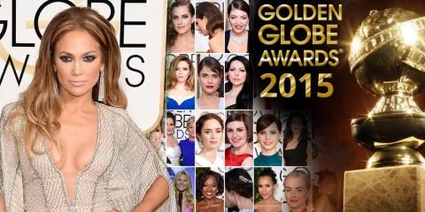 Hledáte inspiraci pro slavnostní účesy? Inspirujte se celebritami z Golden Globes 2015, jež je každoročně druhou nejsledovanější akcí z červeného koberce.
