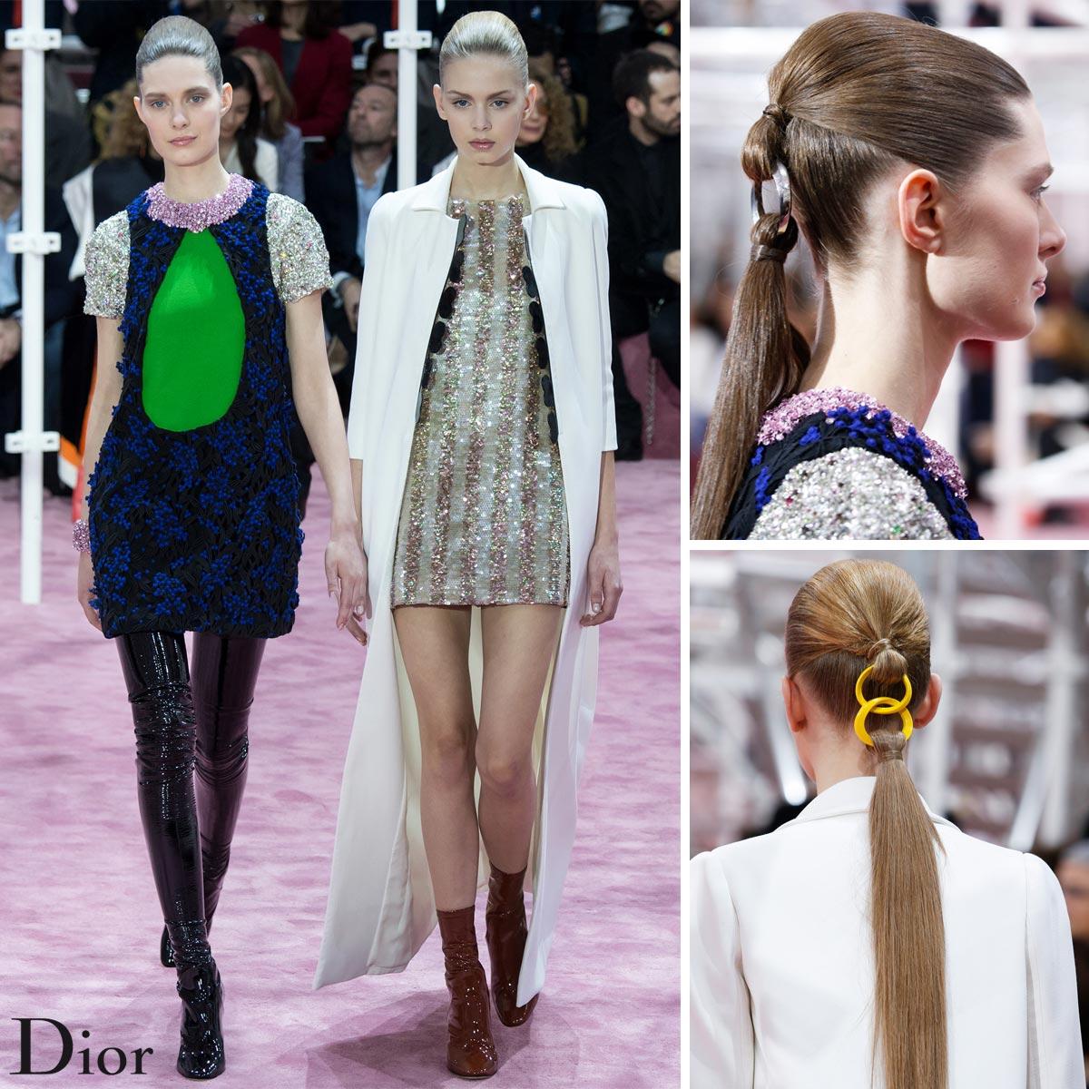 Nový culík podle Christian Dior: Pověste si falešné culíky!