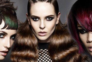 Elegantní účesy od Francesco Group pracují s barvou i tvarem účesu. Můžete je nosit jako každodenní účesy, nebo jsou řešením pro vlasy na party.