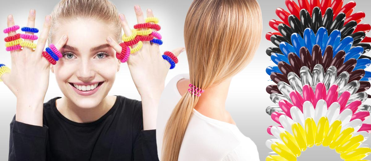 Víte proč vyměnit stávající gumičky do vlasů za originální Invisibobble? Budete překvapené, co vše vám na rozdíl od těch klasických umí nabídnout!