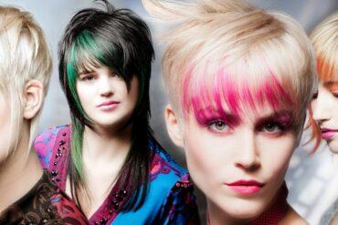 Jaké krátké střihy vlasů pro ženy zvolit v roce 2015? Pojďte se podívat na inspirující účesy, které oživuje asymetrie a decentní barevnost!