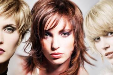 Sestříhané vlasy umí dodat vlasům objem, ale také jim ho ubrat. Vždy záleží na tom, na jakou délku a typ vlasů se stupňovité sestřihy aplikují!
