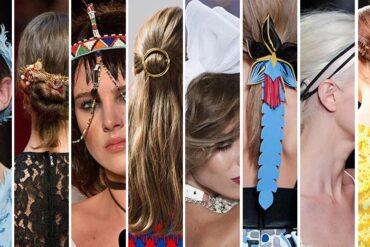 Jaké trendy účesy 2015 nás dostanou letos? Teď se podíváme na ty, které ozvláštní módní a mnohdy netradiční a extravagantní vlasové doplňky!