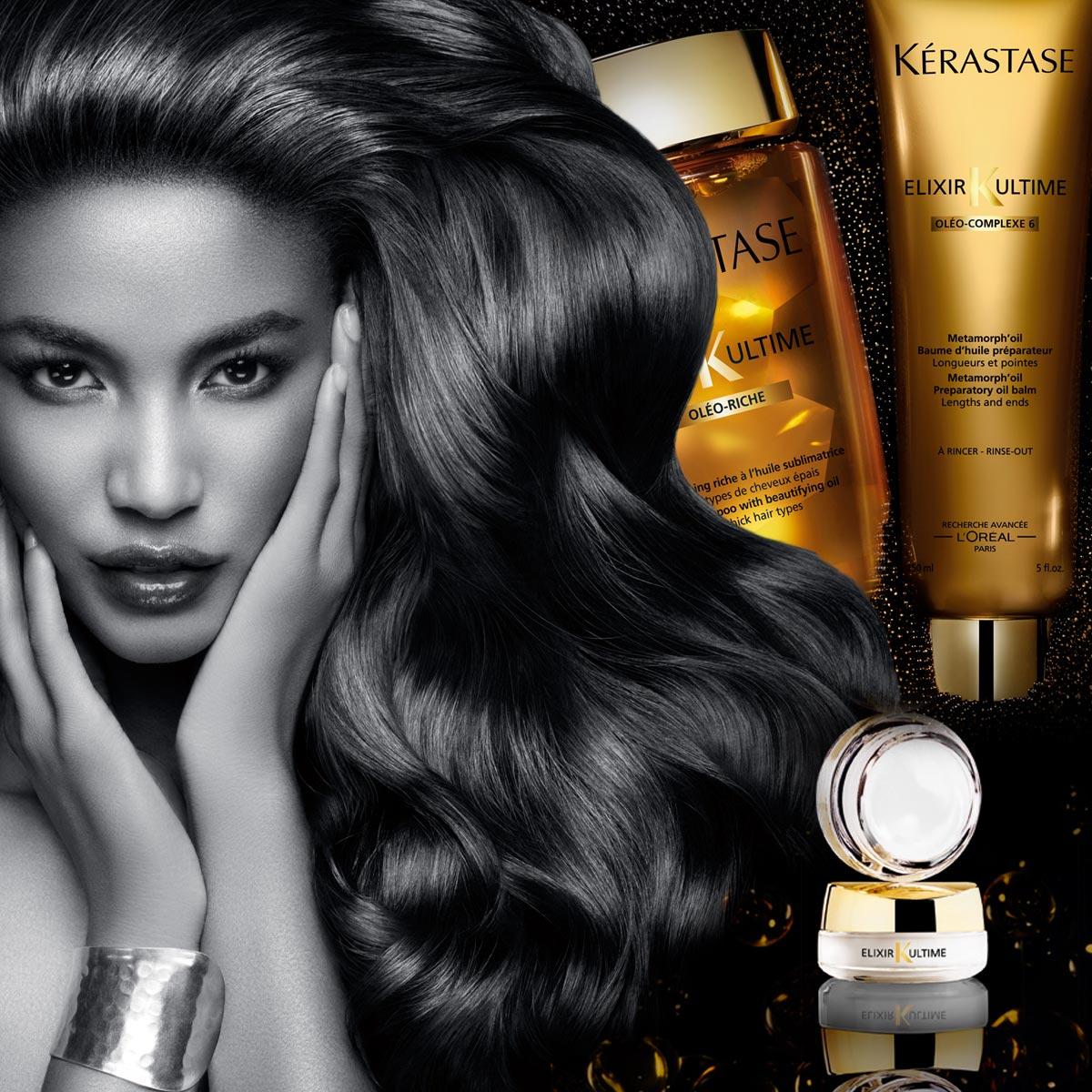 Sérum Solide je nový elixír na vlasy od Kérastase do každé kabelky. 15 vzácných olejů v tuhé podobě kdykoliv během dne pomůže vašim vlasům.
