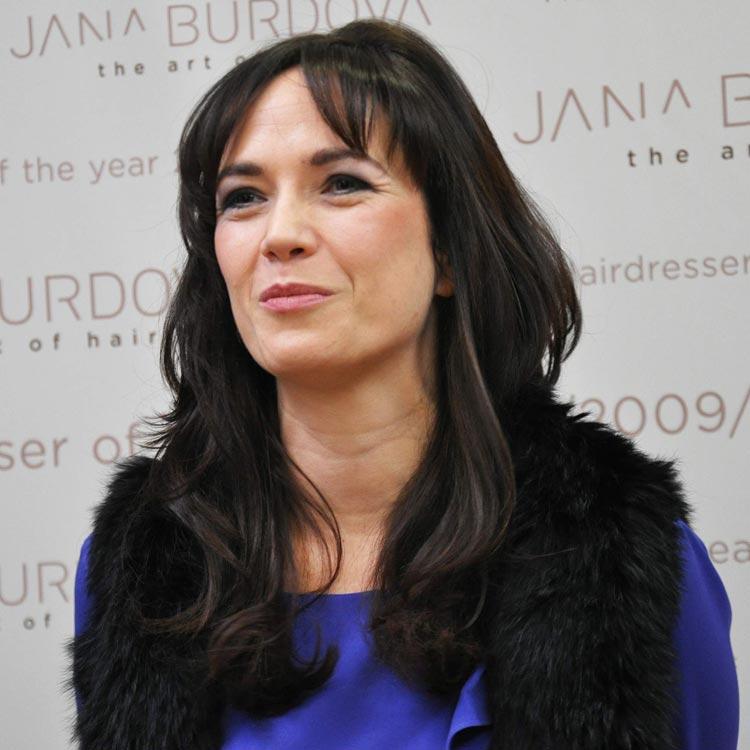 Herečka Tereza Kosková je tváří Studia Jana Burdová.
