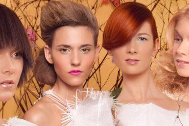 Změňte svůj pohled na účesy 2015 a inspirujte se novou kolekcí Honza Kořínek The Butterflies, kterou představilo Hair studio Honza Kořínek.
