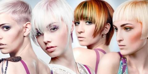 Střihy pro jemné vlasy 2015 staví na kombinaci sestříhaných vlasů dodávajících objem a na melírovaní, které se postará o plasticitu účesu.