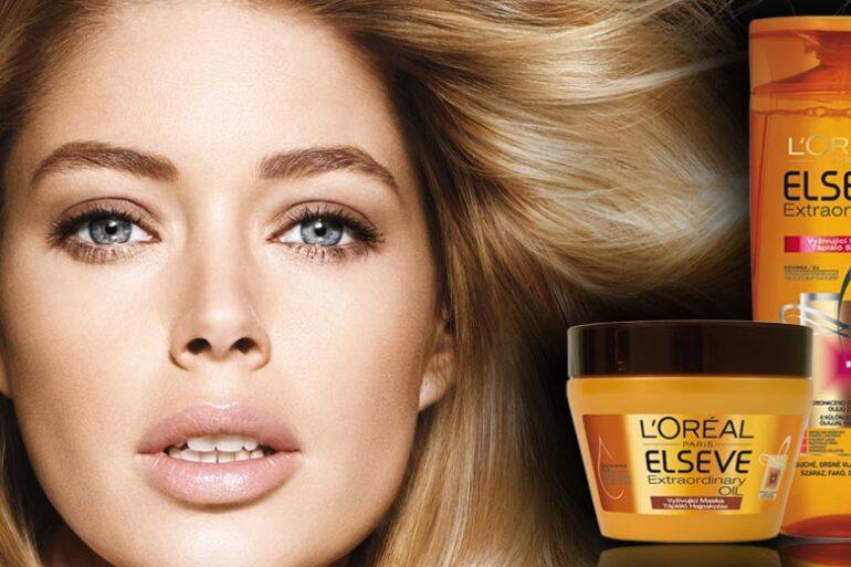 Elseve Extraordinary Oil je novinka pro suché vlasy, která se problém se suchými i poškozenými vlasy snaží řešit šesti druhy vlasových olejů.