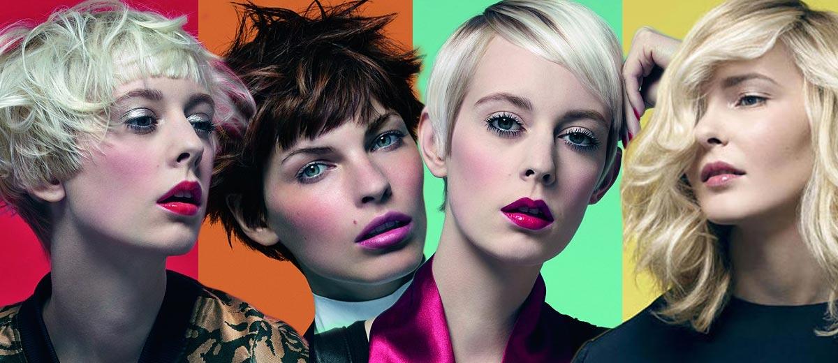 Jaké účesy 2015 pro denní nošení se nosí pro krátké, polodlouhé nebo dlouhé vlasy? Vyberte si účes podle účesové kolekce Dessange Paris.