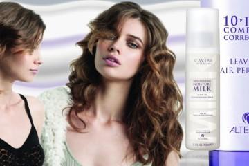 Účesy Michaela Shauna Corbyho to jsou úchvatné vlny ve vlasech, které vás naučí nahradit klasický styling pečující vlasovou kosmetikou – s kaviárem.