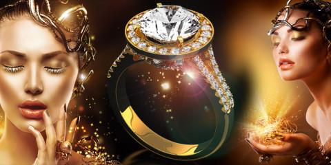 Zlaté prsteny jsou top šperkem. Umíte si jej ale správně vybrat? O správném výběru barvy zlata rozhoduje i barva vašich vlasů.