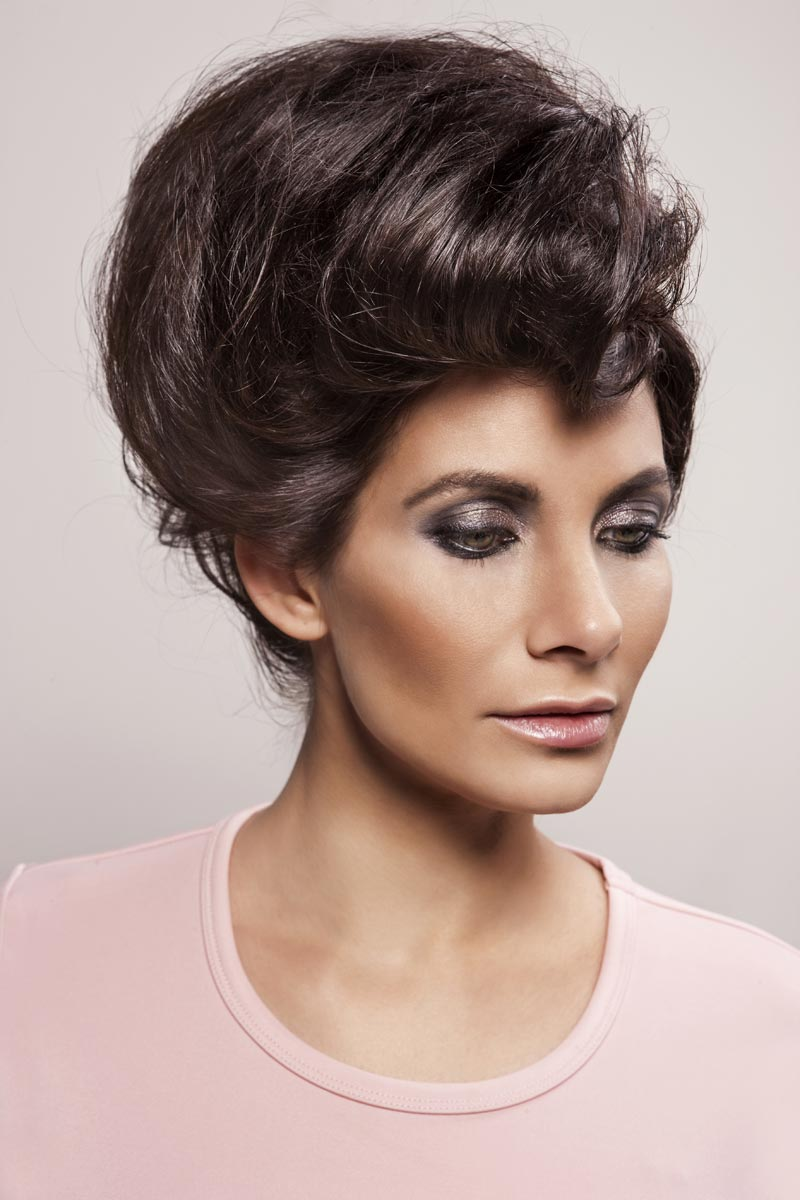 Eva Decastelo – proměny NEW LOOK, nová kolekce účesů The NEW me z Hair studio Honza Kořínek.