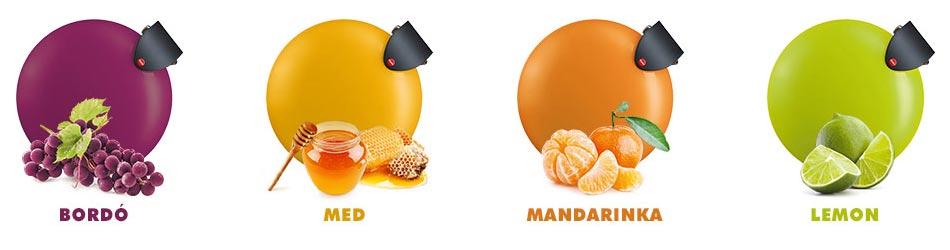 Barevné trendy 2015 od firmy Hailo pro bytové doplňky a odpadkové koše