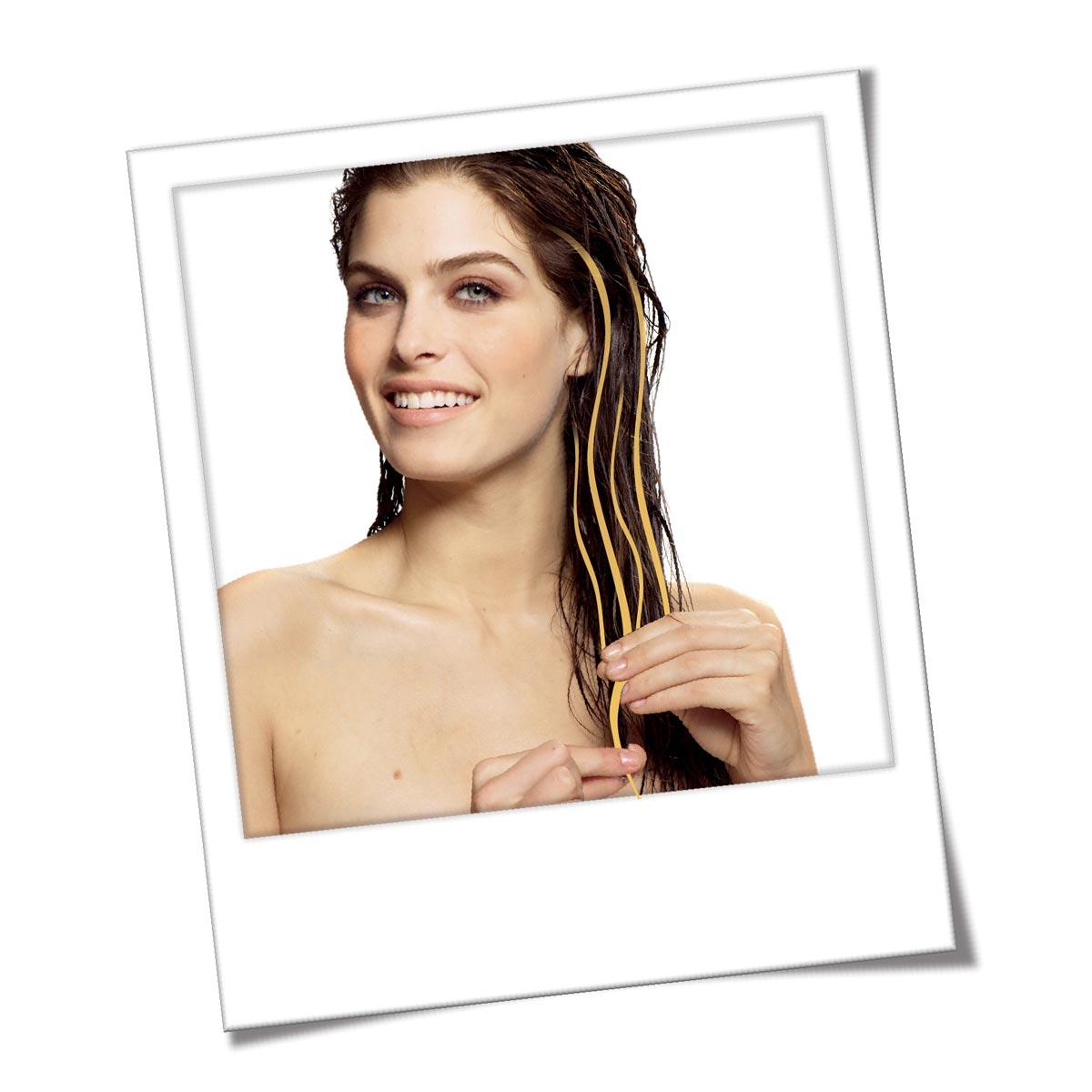 Jednoduchá aplikace zesvětlujícího gelu na vlasy SunKiss Jelly od L'Oréal Paris