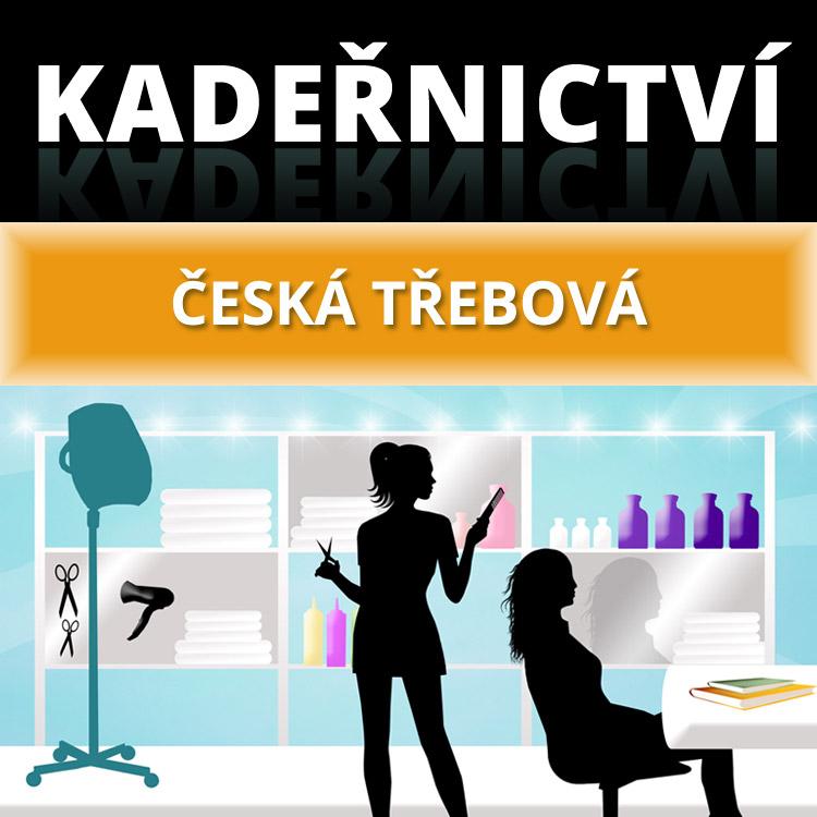 Kadeřnictví Česká Třebová