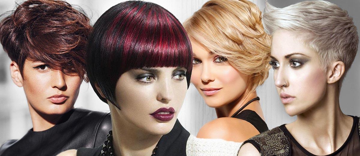 Krátké účesy frčí! Ostříhejte se podle nejlepších kadeřníků světa! Najděte si vhodný krátký střih, barvu nebo styling pro krátké vlasy.