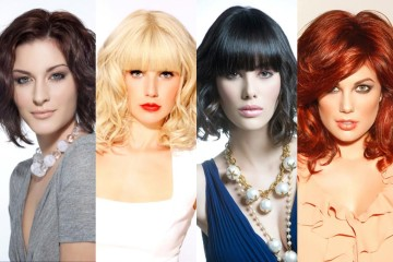 Hledáte nové dámské účesy pro polodlouhé vlasy? Podívejte se na trendy 2015 a na nejlepší dámské polodlouhé střihy vlasů pro jaro a léto 2015!