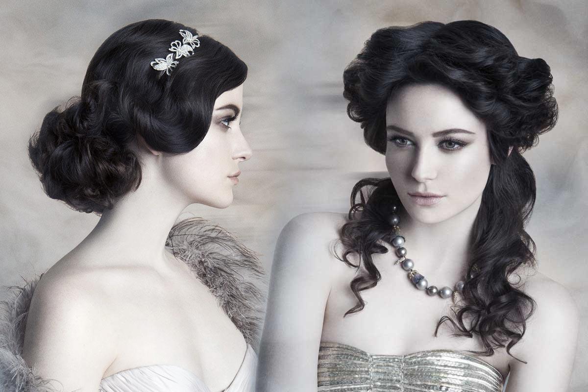 Tipy na svatební účesy 2015 – Vivienne Mackinder.
