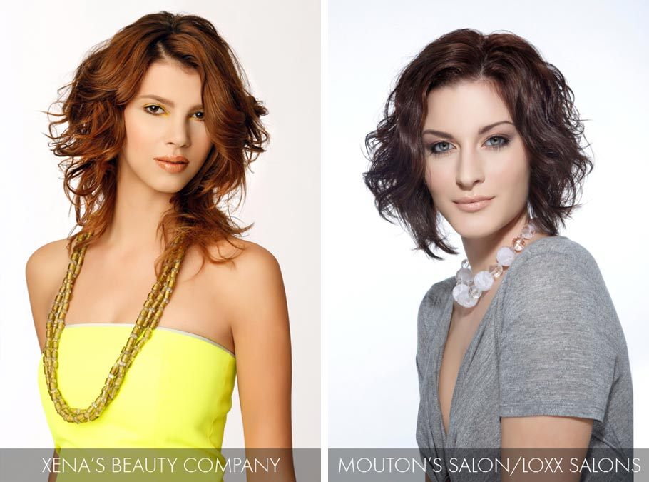 Účesy pro polodlouhé vlasy jaro/léto 2015 – přírodní odstíny letí. Ke kráse jim ale můžete pomoci!