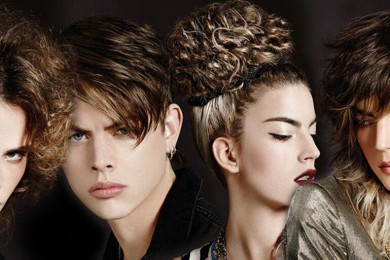 Doslova život a taneční energie příští z letní kolekce účesů Framesi. Střihy jsou letně odlehčené a sestříhané účesy dávají vlasům vlastní život.