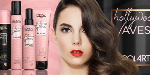 Vlny doslova jako z Hollywoodu? Žádný problém! Představíme vám nový styling který zná odpověď na otázku: jak na vlnité vlasy?