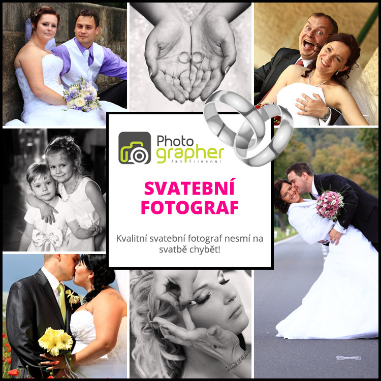 Dobrý svatební fotograf je zárukou toho, že vám vzpomínka na nejkrásnější den v životě nikdy nevyblednou. (Foto: Jan Friesner, focení svateb ve městech Olomouc, Prostějov, Přerov, Šternberk a v jejich okolí)