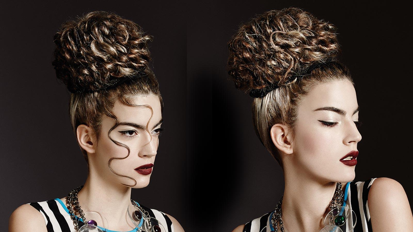Glamour léto 2015 podle Framesi.